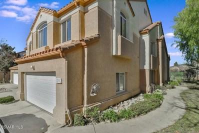 320 Hedge Row Lane UNIT C, Simi Valley, CA 93065 - MLS#: 221000627