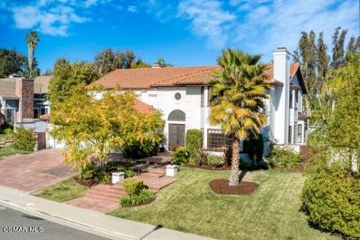 5922 Careybrook Drive, Agoura Hills, CA 91301 - MLS#: 221000630