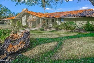 31635 Blue Meadow Lane, Westlake Village, CA 91361 - MLS#: 221000781