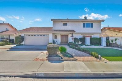 1617 Avenida Del Manzano, Camarillo, CA 93010 - MLS#: 221000836