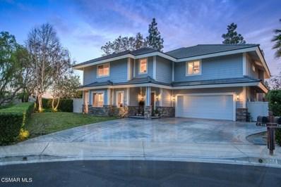 779 Aspen Oak Court, Oak Park, CA 91377 - MLS#: 221000965