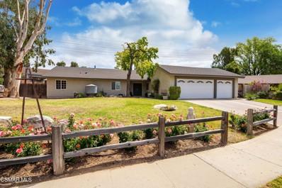 1590 Uppingham Drive, Thousand Oaks, CA 91360 - MLS#: 221001904