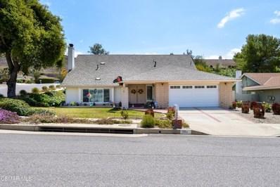 282 Lucero Street, Thousand Oaks, CA 91360 - MLS#: 221002018