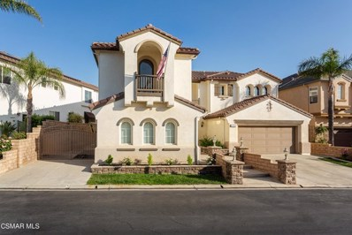 5836 Indian Terrace Drive, Simi Valley, CA 93063 - MLS#: 221002165