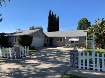 2263 Cutler Street, Simi Valley, CA 93065 - MLS#: 221002317