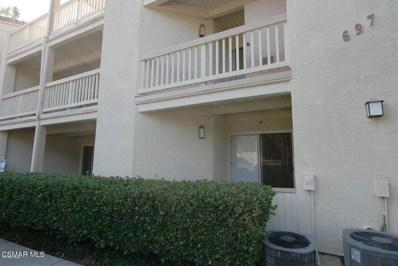 697 Sutton Crest Trail UNIT 206, Oak Park, CA 91377 - MLS#: 221002539