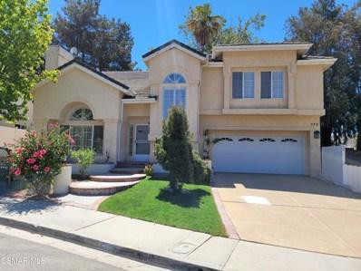 572 Myrtle Court, Oak Park, CA 91377 - MLS#: 221003488