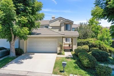 5535 Shadow Canyon Place, Westlake Village, CA 91362 - MLS#: 221003650