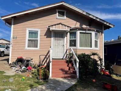 1524 Ricardo Street, Los Angeles, CA 90033 - MLS#: 221003943