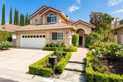 4799 Canterbury Street, Westlake Village, CA 91362 - MLS#: 221004007