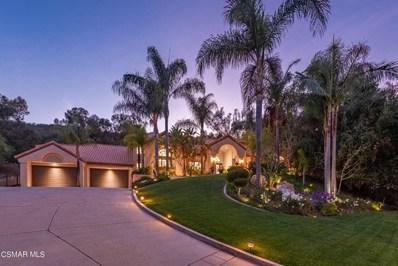 1523 Pathfinder Avenue, Westlake Village, CA 91362 - MLS#: 221004013