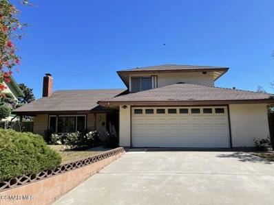 5668 Brevard Court, Ventura, CA 93003 - MLS#: 221004070