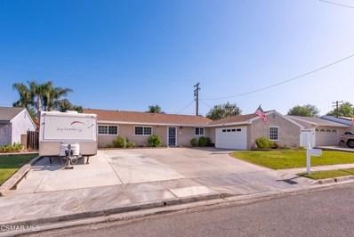 1625 Wallace Street, Simi Valley, CA 93065 - MLS#: 221004171