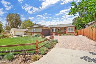 11011 Yarmouth Avenue, Granada Hills, CA 91344 - MLS#: 221004175