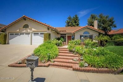 659 Lynnmere Drive, Thousand Oaks, CA 91360 - MLS#: 221004216