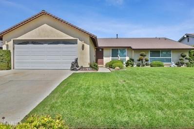 2255 Marilyn Street, Simi Valley, CA 93065 - MLS#: 221004916