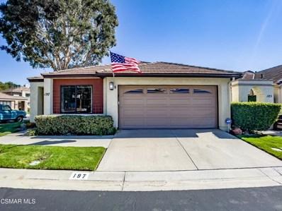 197 La Veta Drive, Camarillo, CA 93012 - MLS#: 221005018