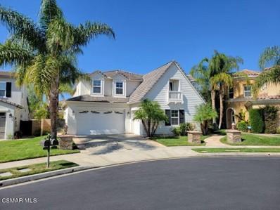 6867 Hazel Top Court, Moorpark, CA 93021 - MLS#: 221005055