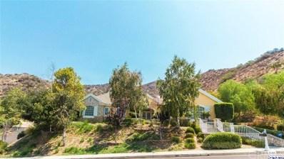 3344 Wedgewood Lane, Burbank, CA 91504 - MLS#: 316007290