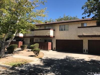 44758 Stanridge Avenue, Lancaster, CA 93535 - MLS#: 316010133