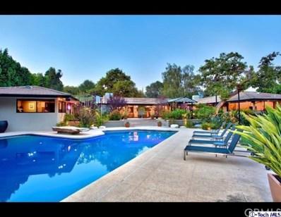 1380 El Mirador Drive, Pasadena, CA 91103 - MLS#: 317003484