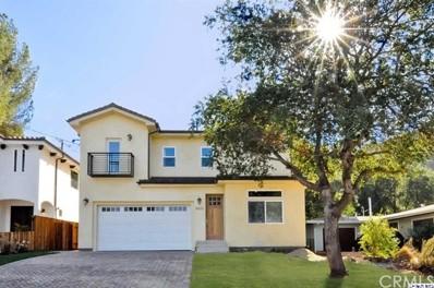 8428 Cora Street, Sunland, CA 91040 - MLS#: 317003881