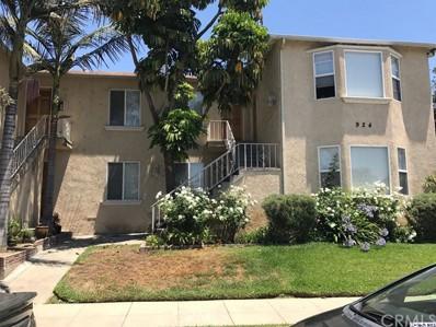 924 Estelle Avenue, Glendale, CA 91202 - MLS#: 317004693