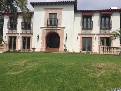 1539 Princess Drive, Glendale, CA 91207 - MLS#: 317005241