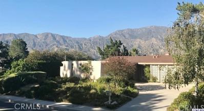 9400 Crystal View Drive, Tujunga, CA 91042 - MLS#: 317005297
