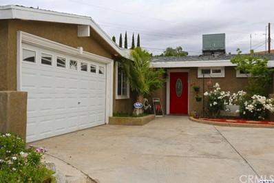 14509 Jaguar Street, Mission Hills (San Fernando), CA 91345 - MLS#: 317005769