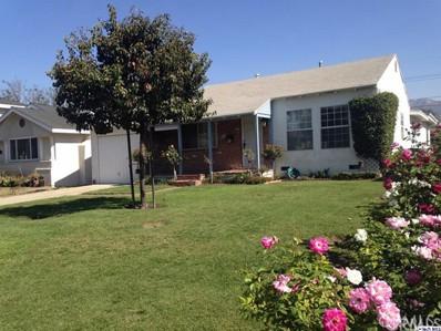 904 N Lamer Street, Burbank, CA 91506 - MLS#: 317005939