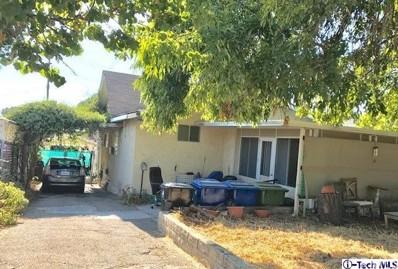 10427 Las Lunitas Avenue, Tujunga, CA 91042 - MLS#: 317005975