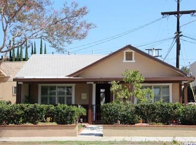 905 E Harvard Street, Glendale, CA 91205 - MLS#: 317006084