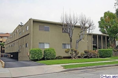587 South Street UNIT 12A, Glendale, CA 91202 - MLS#: 317006303