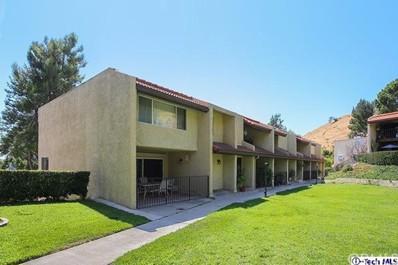 9549 Via Salerno, Burbank, CA 91504 - MLS#: 317006352