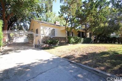 765 W Howard Street, Pasadena, CA 91103 - MLS#: 317006637