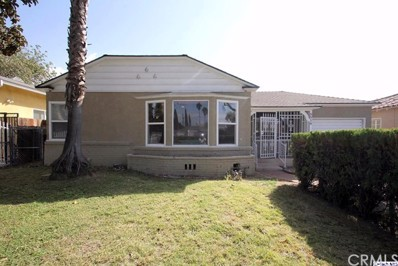 6518 Camellia Avenue, North Hollywood, CA 91606 - MLS#: 317006736