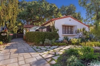 1090 Palm Terrace, Pasadena, CA 91104 - MLS#: 317006755