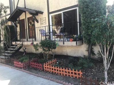 639 E Olive Avenue UNIT 6, Burbank, CA 91501 - MLS#: 317006782