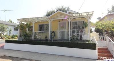 6130 Poppy Peak Drive, Los Angeles, CA 90042 - MLS#: 317006918