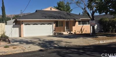 8637 Wyngate Street, Sunland, CA 91040 - MLS#: 317007039