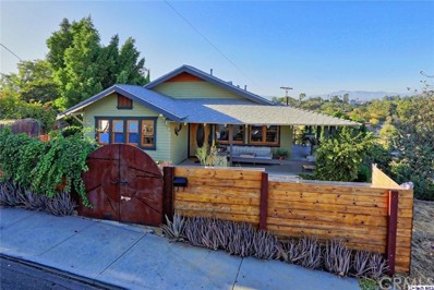 3327 Amethyst Street, Los Angeles, CA 90032 - MLS#: 317007046