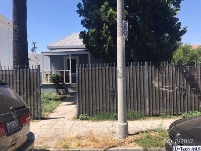 641 E 41st Place, Los Angeles, CA 90011 - MLS#: 317007185