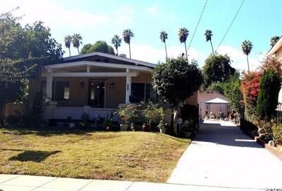 555 N Chester Avenue, Pasadena, CA 91106 - MLS#: 317007246
