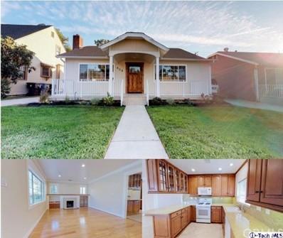 658 Myrtle Street, Glendale, CA 91203 - MLS#: 317007258