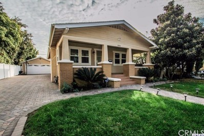 666 W Lexington Drive, Glendale, CA 91203 - MLS#: 317007330