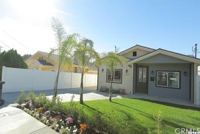 10421 Las Lunitas Avenue, Tujunga, CA 91042 - MLS#: 317007361