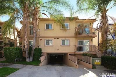 550 E Santa Anita Avenue UNIT 208, Burbank, CA 91501 - MLS#: 317007443