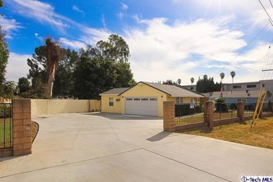 8814 Highland Avenue, Whittier, CA 90605 - MLS#: 317007461