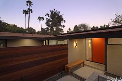 414 Mooresque Drive, Pasadena, CA 91105 - MLS#: 317007527